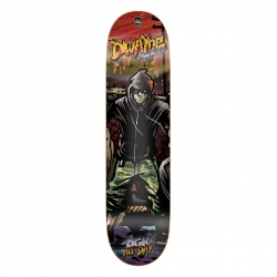DGK DECK APOCLAYPSE FAGNDS 8.0 - Click for more info
