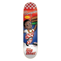DGK DECK HUNGRY FAGUNDES 8.5 - Click for more info