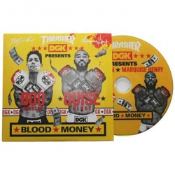 DGK DVD BLOOD MONEY - Click for more info