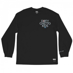 DGK LS TEE COLD ONE BLK M - Click for more info