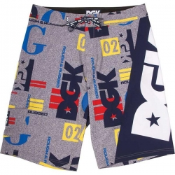 DGK SHORT ROUGH&RUGGED HTHR 34 - Click for more info
