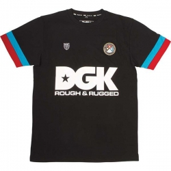 DGK KNIT ROUGH&RUGGED BLK L - Click for more info