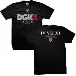 DGK TEE INTERNATIONAL BLK M - Click for more info