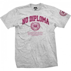 DGK TEE NO DIPLOMA HTHR XL - Click for more info
