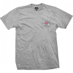 DGK PKT TEE ANTHEM HTHR M - Click for more info