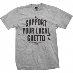 DGK TEE LOCAL HTHR M - Click for more info