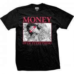 DGK TEE MONEY OVR EVRY BLK XL - Click for more info