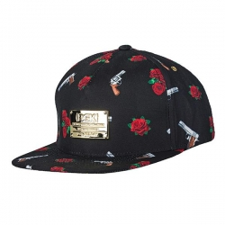 DGK CAP ADJ YIN AND YANG BLK - Click for more info