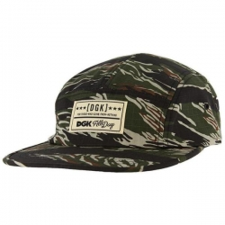 DGK CAP 5PNL TIGER - Click for more info