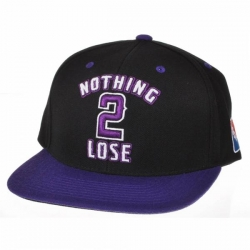 DGK CAP ADJ NOTHNG 2 LOSE BLK/ - Click for more info