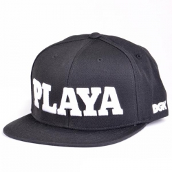 DGK CAP ADJ PLAYA BLK - Click for more info