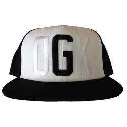 DGK CAP ADJ G BLACK - Click for more info