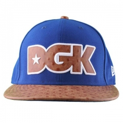 DGK CAP ADJ WILDLIFE OST BLU - Click for more info