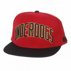 DGK CAP ADJ UNDERDOGS RED/BLK - Click for more info