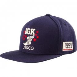 DGK CAP ADJ JT&CO TIMELESS NVY - Click for more info