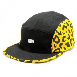 DGK CAP 5PNL FAST LIFE ORG - Click for more info
