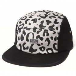 DGK CAP 5PNL FAST LIFE GRY - Click for more info