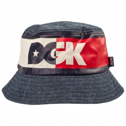 DGK HAT BKT ANTHEM BLU - Click for more info