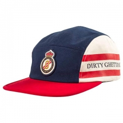 DGK CAP 5 PNL DIVISION NVY - Click for more info