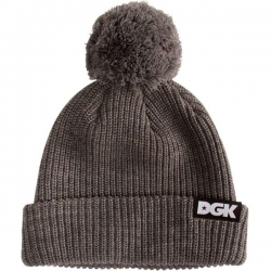 DGK BEANIE CLASSIC POM HTH - Click for more info