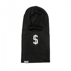 DGK SKI MASK HUSTLE HARD BLK - Click for more info