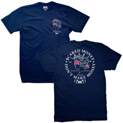 DGK TEE LIBERTY NVY M - Click for more info