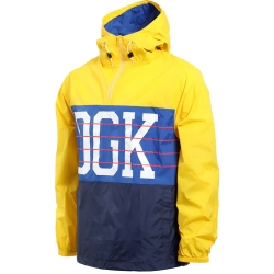 DGK JKT RACE YLW XXL - Click for more info