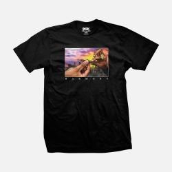 DGK TEE HARMONY BLK M - Click for more info