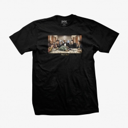 DGK TEE BREAK BREAD BLK L - Click for more info