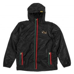 DGK JKT LUX WIND BRKR BK XL - Click for more info