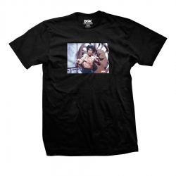 DGK TEE LEE SCRATCH BLK L - Click for more info
