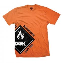 DGK TEE DANGER ORG XXL - Click for more info