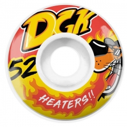 DGK WHL HEATERS 52MM - Click for more info