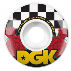 DGK WHL FAST TIMES 53MM - Click for more info