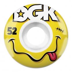 DGK WHL SMILEY 52MM - Click for more info
