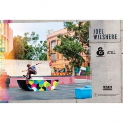 EXP POSTER JOEL WILSHERE - Click for more info