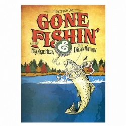 EXP PROMO DVD GONE FISHIN - Click for more info
