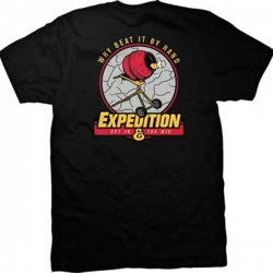 EXP TEE BEAT IT BLK M - Click for more info