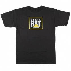 EXP TEE SKATE RAT BLK S - Click for more info