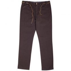 EXP CHINO DRIFTER SLIM BLK 32 - Click for more info