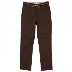 EXP CHINO DRIFTER SLIM BRWN 32 - Click for more info