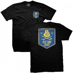 EXP TEE BANNER BLK L - Click for more info