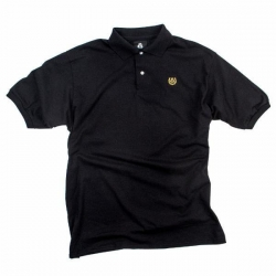 EXP S/S POLO LE BLK XL - Click for more info