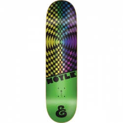 EXP DECK HYPERCOLOR HOYLE 8.1 - Click for more info