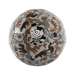 ORG SOCCER BALL CHAR CAMO - Click for more info