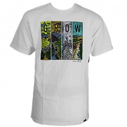 ORG TEE LANDSCAPES WHT M - Click for more info