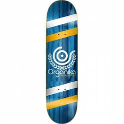 ORG DECK PP BLUE 8.0 - Click for more info