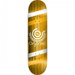 ORG DECK PP YELLOW 8.25 - Click for more info
