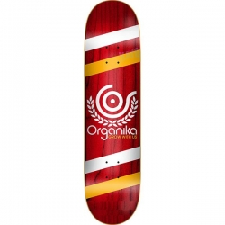 ORG DECK PP RED 7.9 - Click for more info
