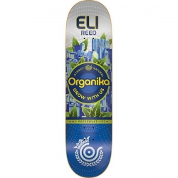 ORG DECK NATURAL REED 8.38 - Click for more info